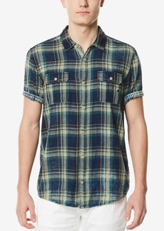 Buffalo Jeans Buffalo David Bitton Men's Acid Wash Shirt