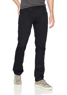 Buffalo Jeans Buffalo David Bitton Men's Ash-x Slim Fit  Authentic Wash Stretch Denim Pant