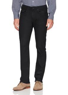 Buffalo Jeans Buffalo David Bitton Men's Ash-x Slim Fit  Coated and Sandblasted Denim Pant