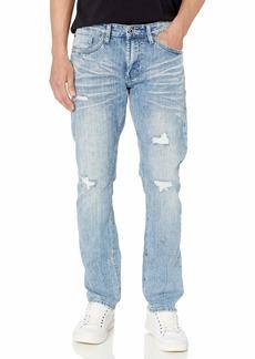 Buffalo Jeans Buffalo David Bitton Men's ASH-X Slim Fit Denim Jean  33w x 32L