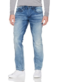 Buffalo Jeans Buffalo David Bitton Men's Ash-x Slim Fit Denim Pant  27x32