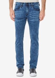 Buffalo Jeans Buffalo David Bitton Men's Ash-x Slim-Fit Stretch Bleach Jeans