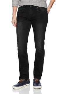 Buffalo Jeans Buffalo David Bitton Men's Ash-x Slim Fit Used and Repaired Wash Fashion Denim Pant