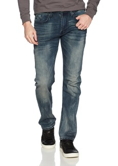 Buffalo Jeans Buffalo David Bitton Men's Casper-x Slim Comfort Fit Knit Denim Pant