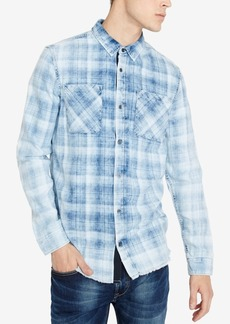 Buffalo Jeans Buffalo David Bitton Men's Classic Fit Plaid Siyoon Shirt