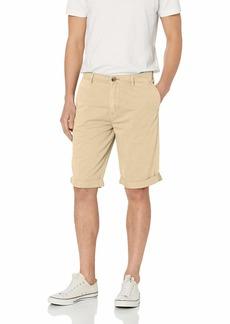 Buffalo Jeans Buffalo David Bitton Men's Cotton Twill Garment wash Shorts  W
