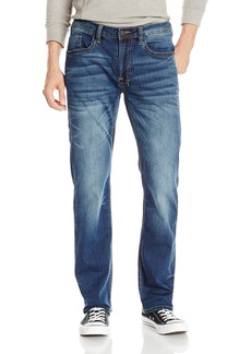 Buffalo Jeans Buffalo David Bitton Men's Driven - X Straight Leg Jean In Naturally Sanded and Scratched 32X34