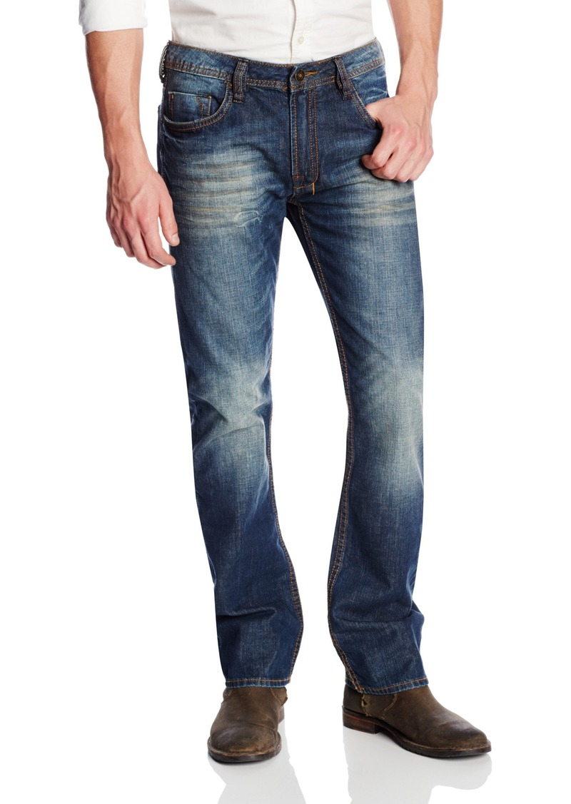 Buffalo Jeans Buffalo David Bitton Men's Driven Straight Leg Jean  38x32