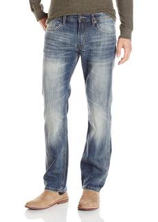 Buffalo Jeans Buffalo David Bitton Men's Driven Straight Leg Jean in Vintage and Worn Wash  31X30