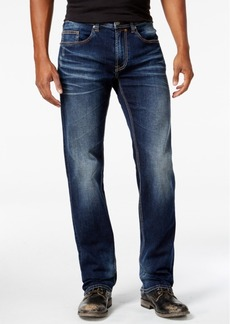Buffalo Jeans Buffalo David Bitton Men's Driven-x Relaxed Straight Fit Stretch Jeans