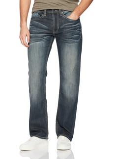 Buffalo Jeans Buffalo David Bitton Men's Driven-x Relaxed Straight Fit Stretch Denim Pant  31 x 32