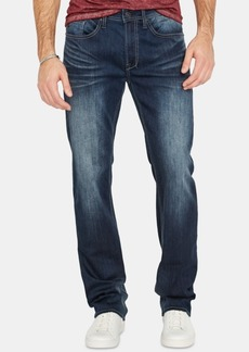 Buffalo Jeans Buffalo David Bitton Men's Driven-x Relaxed Straight Fit Washed Jeans