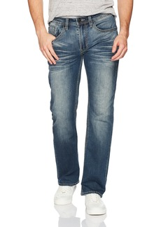 Buffalo Jeans Buffalo David Bitton Men's Driven-x Relaxed Straight Stretch Denim Pant