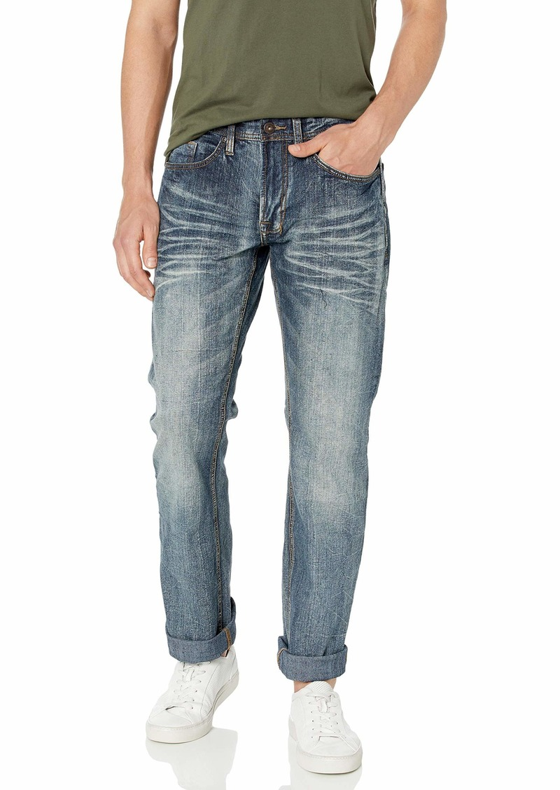 Buffalo Jeans Buffalo David Bitton Men's Driven-X Straight Leg Jean  34w x 30L