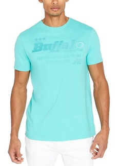 Buffalo Jeans Buffalo David Bitton Men's Embroidered Logo T-Shirt