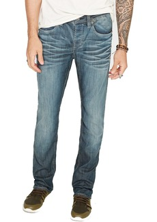 Buffalo Jeans Buffalo David Bitton Men's Evan Slim-Fit Jean Distressed Wash 30