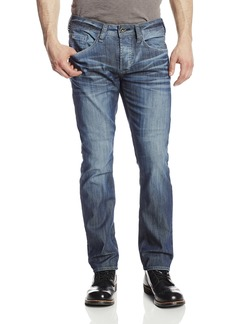 Buffalo Jeans Buffalo David Bitton Men's Evan Slim-Fit Jean Distressed Wash
