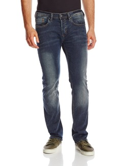 Buffalo Jeans Buffalo David Bitton Men's Evan Slim Fit Jean In Arcadia Denim  38x30