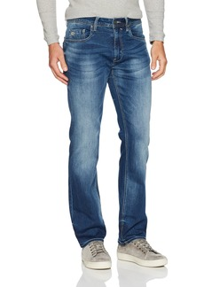 Buffalo Jeans Buffalo David Bitton Men's Evan-x Slim Straight Fit Denim Jean  40x30