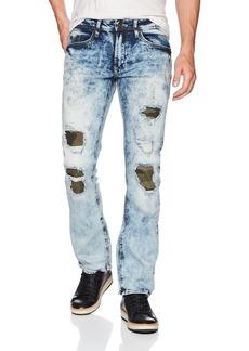 Buffalo Jeans Buffalo David Bitton Men's Evan-x Slim Straight Fit Fashion Denim Pant  33x32