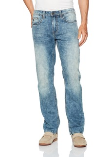 Buffalo Jeans Buffalo David Bitton Men's Evan-x Slim Straight Fit Stretch Denim Pant  36 x 30