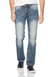 Buffalo Jeans Buffalo David Bitton Men's Evan-x Slim Straight Fit Stretch Fashion Denim Pant  33 x 32