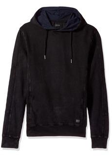 Buffalo Jeans Buffalo David Bitton Men's Fiton LS French Terry Washed Fashion Hoodie Sweatshirt