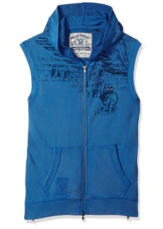 Buffalo Jeans Buffalo David Bitton Men's Fumine Sleeveless Hoody