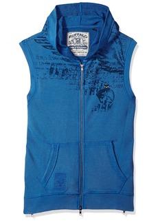 Buffalo Jeans Buffalo David Bitton Men's Fumine Sleeveless Hoody