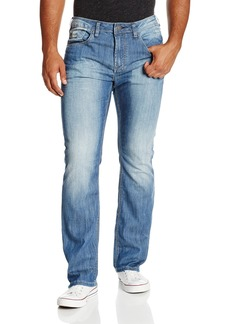 Buffalo Jeans Buffalo David Bitton Men's Game Boot Cut Jean In  Crinkled And Softly Blasted 36x32