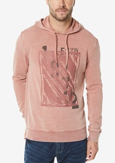 Buffalo Jeans Buffalo David Bitton Men's Graphic-Print Hoodie