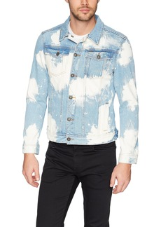 Buffalo Jeans Buffalo David Bitton Men's Joe Long Sleeve Denim Trucker Jacket