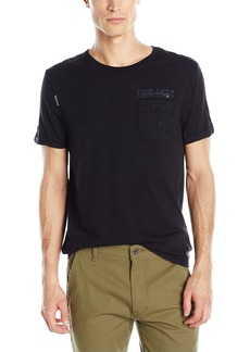 Buffalo Jeans Buffalo David Bitton Men's Kapong Short Sleeve Knit Shirt