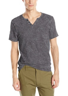 Buffalo Jeans Buffalo David Bitton Men's Karwayne Short Sleeve Henley Knit Shirt