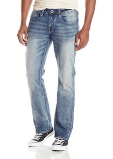 Buffalo Jeans Buffalo David Bitton Men's King Slim Boot Cut Jean in Moreila Vintage with Dirty Effect 30x32