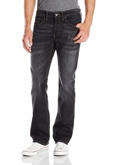 Buffalo Jeans Buffalo David Bitton Men's King Slim Boot Cut Jean In Saker Denim  31x32