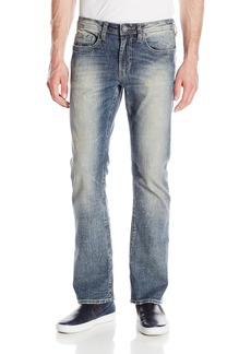 Buffalo Jeans Buffalo David Bitton Men's King Slim Boot Cut Stretch Denim Fashion Jean  30 x 32