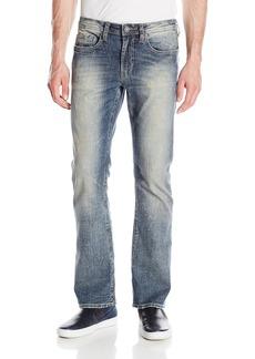 Buffalo Jeans Buffalo David Bitton Men's King Slim Boot Cut Stretch Denim Fashion Jean  33 x 32
