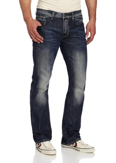 Buffalo Jeans Buffalo David Bitton Men's King Slim Bootcut Jean in   32x32