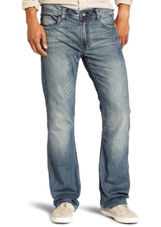 Buffalo Jeans Buffalo David Bitton Men's King Slim Bootcut Truly Contrasted Jean in   30x32