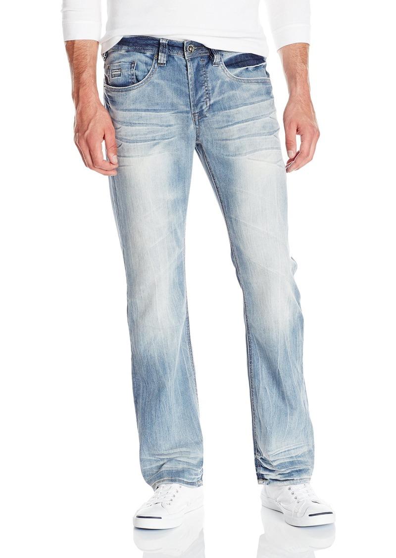 38772832cc3 Buffalo Jeans Buffalo David Bitton Men's King Slim Fit Bootcut Jean ...