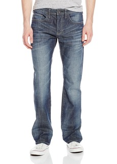 Buffalo Jeans Buffalo David Bitton Men's King Slim Fit Bootcut Jean    33X30