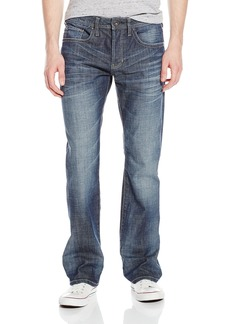 Buffalo Jeans Buffalo David Bitton Men's King Slim Fit Bootcut Jean    34X32