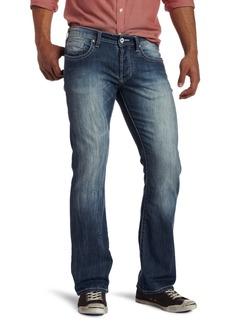 Buffalo Jeans Buffalo David Bitton Men's King Slim Fit Bootcut Jean  36x32