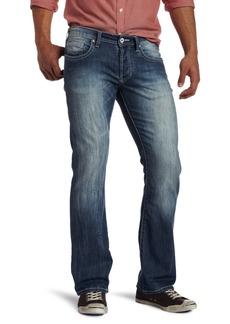 Buffalo Jeans Buffalo David Bitton Men's King Slim Fit Bootcut Jean   36x34