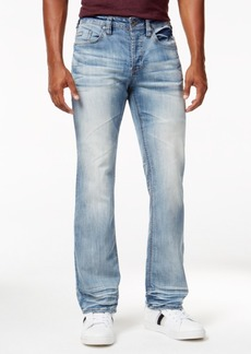 Buffalo Jeans Buffalo David Bitton Men's King-x Slim-Bootcut Stretch Jeans
