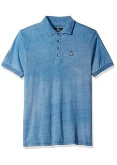 Buffalo Jeans Buffalo David Bitton Men's Kiraw Short Sleeve Fashion Polo Shirt