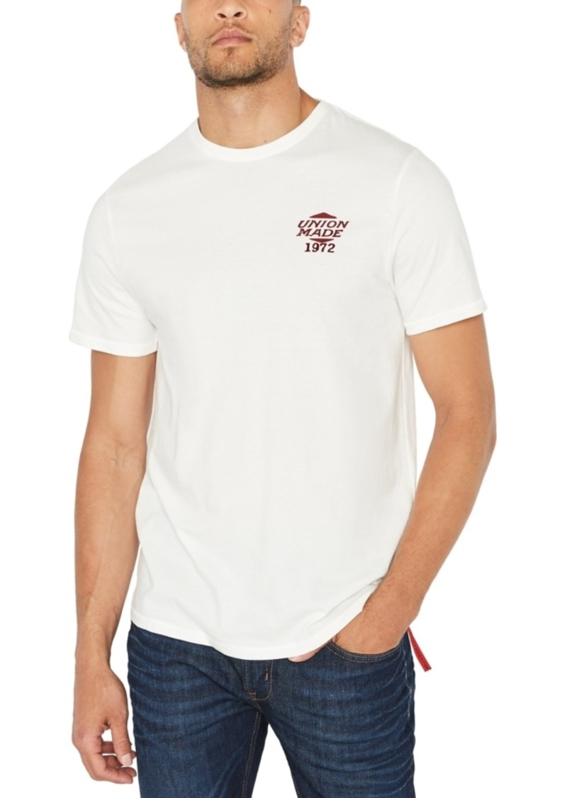 Buffalo Jeans Buffalo David Bitton Men's Logo T-Shirt