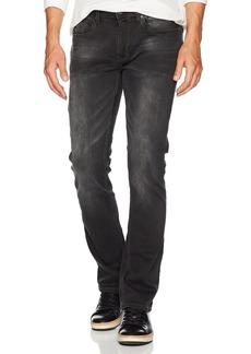 Buffalo Jeans Buffalo David Bitton Men's Max-x Skinny Fit Dark and Sanded Stretch Fashion Denim Pant