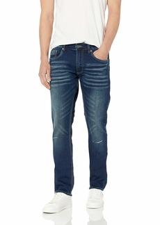Buffalo Jeans Buffalo David Bitton Men's Max-X Skinny Fit Denim Pant Stretch Basic  33w x 32L